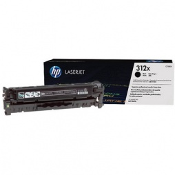 Kартридж Hewlett-Packard HP CF380XD 312A Black 2-pack LaserJet Toner Cartridge (CF380XD) увеличеной емкости