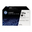 Kартридж Hewlett-Packard HP CE505D 05A Black 2-pack LaserJet Toner Cartridge (CE505D)
